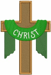 Savior - Christ Cross embroidery design