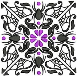 Boo-tiful Halloween Blocks 3 embroidery design