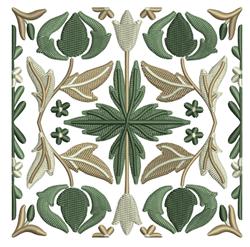 Celtic Border Square embroidery design