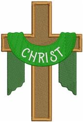 Savior - Christ Cross embroidery design