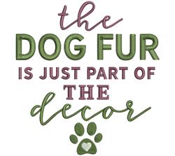 Dog Fut embroidery design
