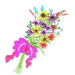 Lexi Lou Bouquet embroidery design