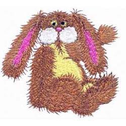 Bunny Rabbit embroidery design