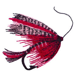 Fishing Lure embroidery design