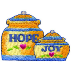 Cookie Jars embroidery design