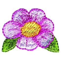 Flower Blossom embroidery design