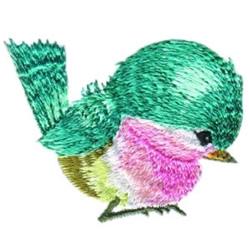 Baby Bird embroidery design