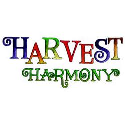 Harvest Harmony embroidery design