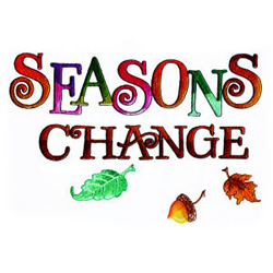 Seasons Change embroidery design