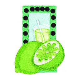 Limeade embroidery design