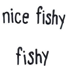Nice Fishy Fishy embroidery design