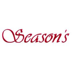Seasons embroidery design