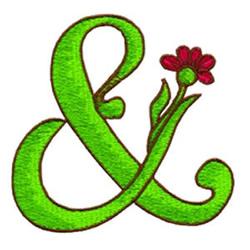 Loris Alphabet & embroidery design