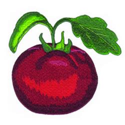 Tomato embroidery design