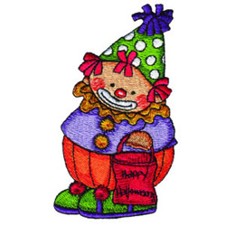 Pumpkin Patch Kid 5 embroidery design