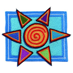 Sunshine Design embroidery design