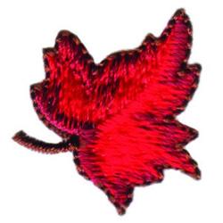 Maple Leaf embroidery design