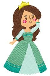 Royal Princess embroidery design