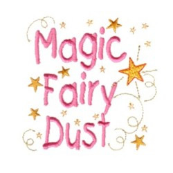 magic fairy dust embroidery designs machine embroidery