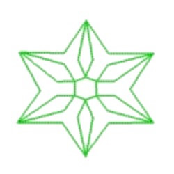 Star Quilt Embroidery Design : Quilting Star Embroidery Designs, Machine Embroidery ...
