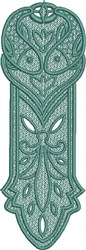 FSL Pisces Bookmark embroidery design