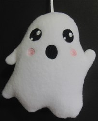 ITH Ghost Softies 9 embroidery design