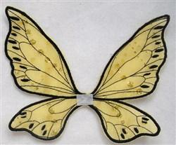 Felt Paperdoll Angel/Fairy/BumbleBee, Wings embroidery design