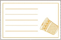 ITH Quilt Label 2 embroidery design