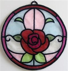 ITH Organza Suncatcher 7 embroidery design