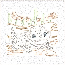 ITH SW Desert Baby Quilt 7 embroidery design