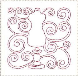 ITH Sewing Quilt Block 8 embroidery design