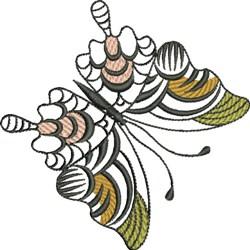Butterfly  Fancy embroidery design