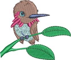 Baby Hummingbird 1 embroidery design