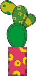ITH 7th Day of Christmas Quilt Block embroidery design