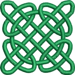 Small Celtic Knot 7 embroidery design