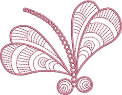Dragonfly Fantasy embroidery design