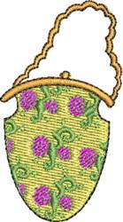Victorian Purse embroidery design