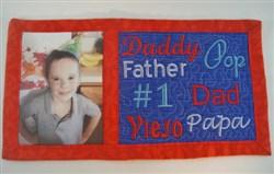 ITH Fathers Day Mug Matt embroidery design
