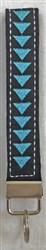 ITH Wristlet Key Fob 3 embroidery design