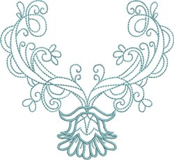 Loving Ponies embroidery design