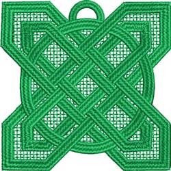 FSL Celtic Shield Ornament embroidery design