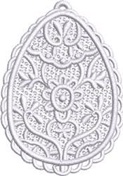 FSL Easter Egg embroidery design