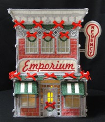 FSL & Applique 3D Emporium embroidery design
