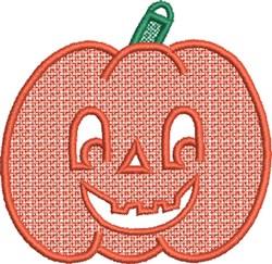 FSL Jack O Lantern embroidery design