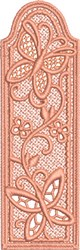 FSL Bookmark embroidery design