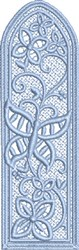 FSL Bookmark Butterfly embroidery design