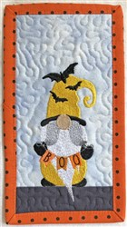 ITH Halloween Gnome 2 embroidery design