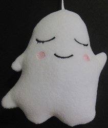 ITH Ghost Softie 8 embroidery design