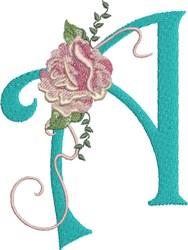 Harrington Rose A embroidery design