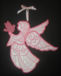 ITH Precious Angel embroidery design